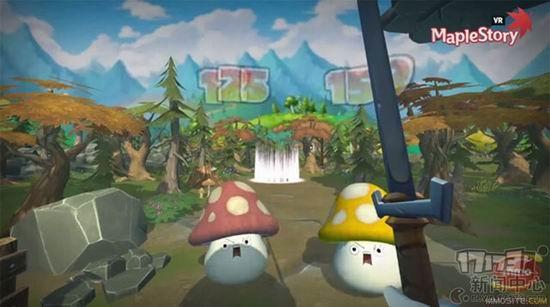 冒险岛,VR最新图片